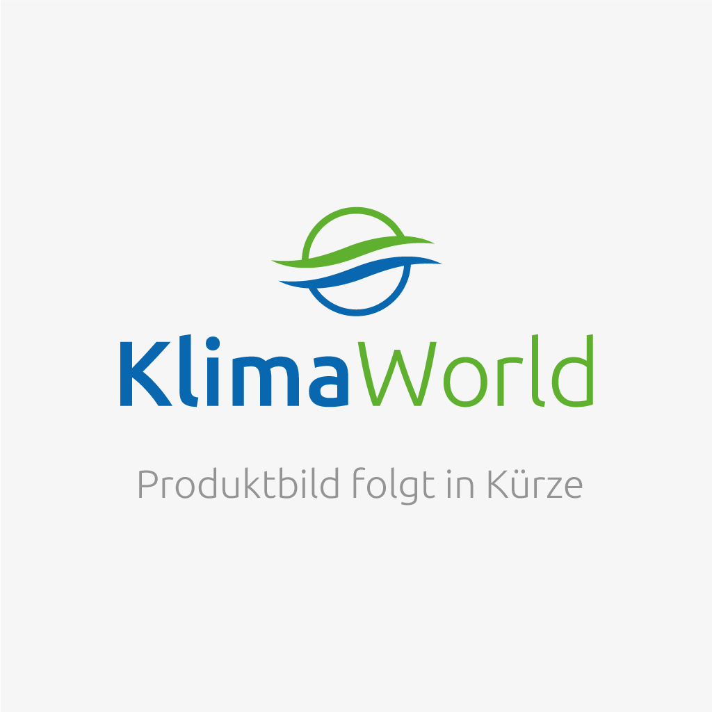Truhenklimaanlage  Klimaworld  10,5kW SET 3Phasig