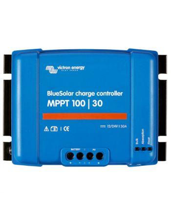 Victron Solar Laderegler | Blue Solar | MPPT 100/30 | 12/24V 30A