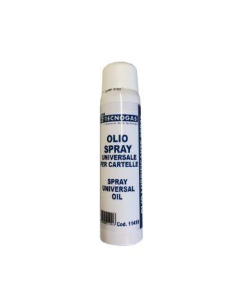 Universal Öl   in praktischer Spraydose