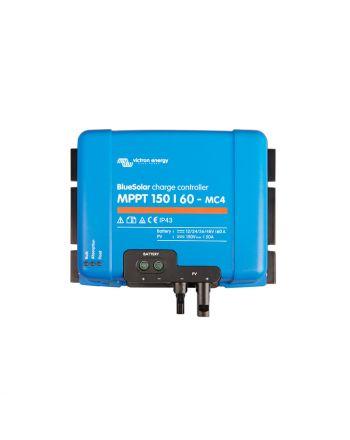 Victron Solar Laderegler | Blue Solar | MPPT 150/60MC4 | 12/24/48V 60A