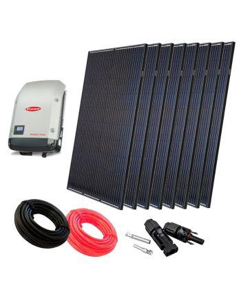 Photovoltaik Komplettanlage 2500W | Symo 3.0-3-M | Dachmontagesystem