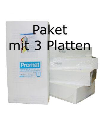 Promat PROMASIL 950-KS 30mm 3xWärmedämmplatten Brandschutz A1 DIN 4102