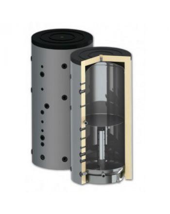 ThermoFlux | Schichten-Pufferspeicher SPBM 1000 l | ohne Wärmetauscher