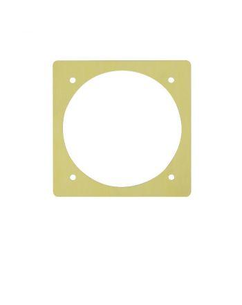 Atmos Lüfterdichtung Klingerit (grau-rot) | S0167 | Für Atmos GSX70