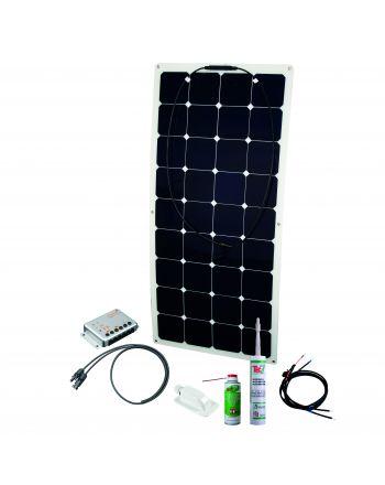 Caravan Solar Kit Flex 120W/12V