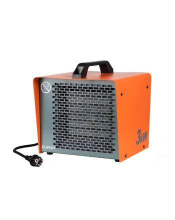 Eurom   EK3K elektrische Werkstattheizung   3000 Watt