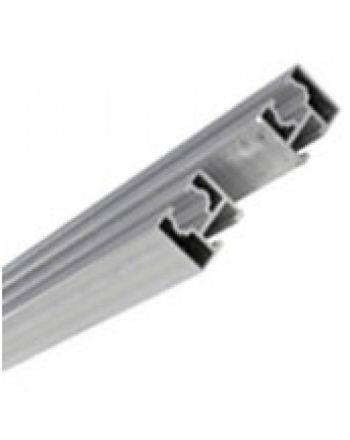 TWL | Dachhschiene für Solarkollektor | Kollektorschiene 1230 mm