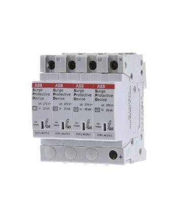 ABB Stotz Überspannungsschutz | Typ2 | TN-S 4P 4 | OVRT24L40-275PQ