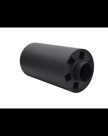 Abgaswärmetauscher 150mm  | 50 cm Länge | Wärmeabgabe 7,5 kW