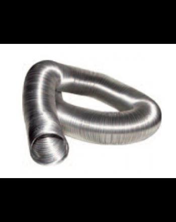 Flexrohr Aluminium | Luftkanal Abluftschlauch | Ø wählbar | 5 Meter