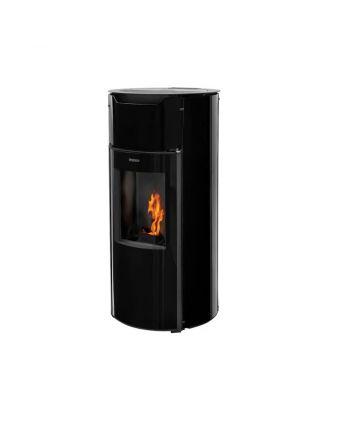 Aduro Pelletofen | Aduro P1.3 | Glasseiten schwarz | WIFI | 8 kW