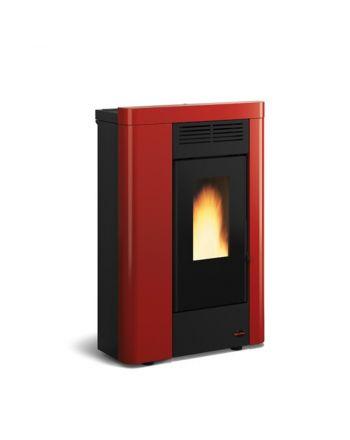 Extraflame Pelletofen Annabella | Bordeaux | 8,8 kW