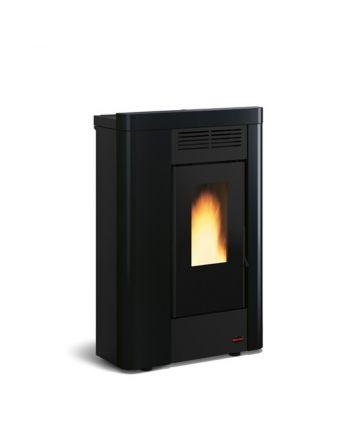 Extraflame Pelletofen Annabella | Schwarz | 8,8 kW