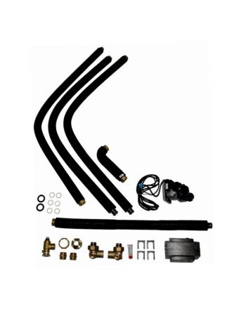 WOLF | Anschluss-Set | Öl-Brennwertkessel COB/TOB | für Speicher SE/SEM