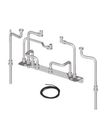 WOLF | Anschluss-Set | Warmwasserspeicher | für CGB-2 | Aufputzmontage