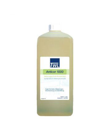 TWL | Anticor 1000 Heizungsschutzkonzentrat | 1 Liter Flasche