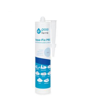 Fermit Aqua-Fix Pro   290 ml Kartusche   blau