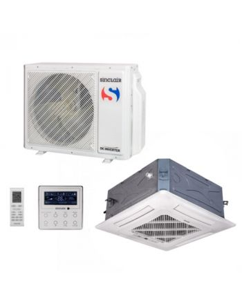 Split-Klimaanlage Kassettengeräte Sinclair UNI DC-Inverter 5kW