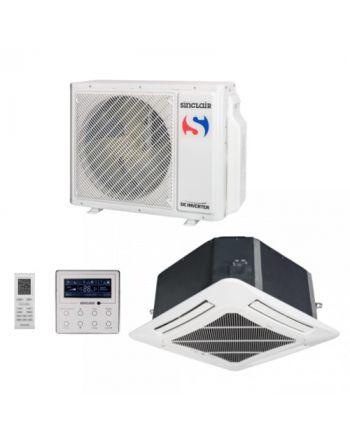 Split-Klimaanlagen Set | Sinclair UNI DC-Inverter | 10 kW
