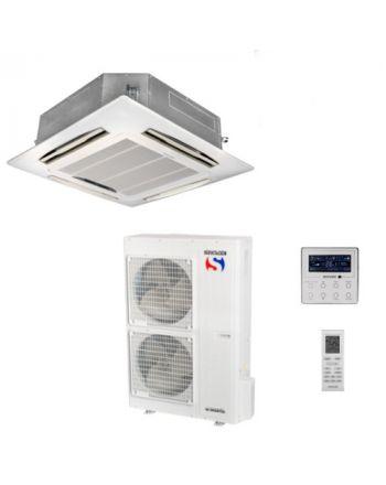 Split-Klimaanlage Set | Sinclair UNI DC-Inverter | 11 kW