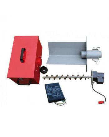 ATMOS   automat. Ascheaustragung P30, P40   68 Liter