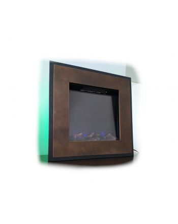 #Aflamo LED Elektrokamin   Fort BB   B-Ware