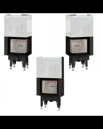 BEF FEEL V 6 | Warmluft Kamineinsatz | hochschiebbar | 5 kW