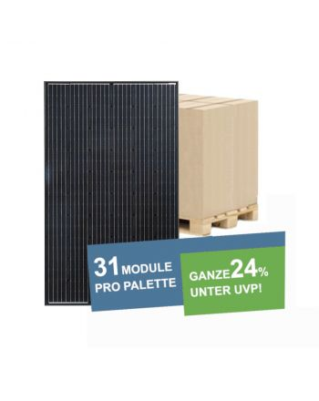 31 Stück Klimaworld Solar Module   320 Watt pro Modul   monokristallin