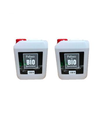Bioethanol Brennstoff 10 Liter | 2 x 5 Liter Kanister