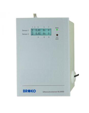 BROKO BL220DD(SG)+TEMP(SG)