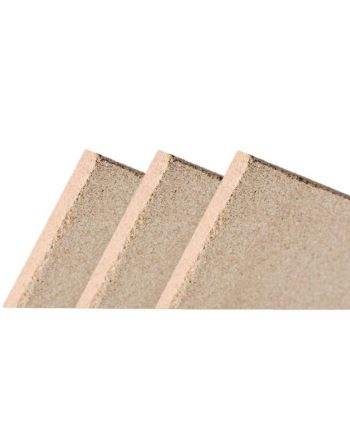 3x Vermiculite Brandschutzplatte | 400x600x30mm | Schamotte-Ersatz
