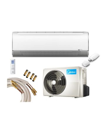 Midea Klimaanlage BreezeleSS+ 09 Inverter mit 2,64 kW Quick-Connect