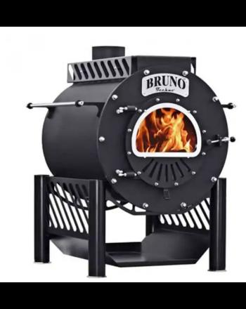 Werkstattofen Bruno® Techno | mit Kochplatte und Ständer | 15 kW