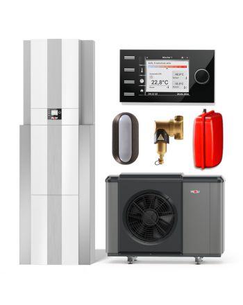 WOLF | Wärmepumpen-Paket | CHC-07/200-35 Monoblock | 7 kW
