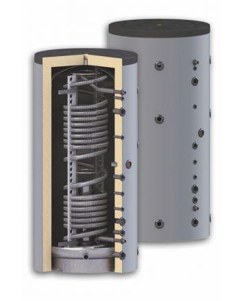 Hygienespeicher HYGTKB-RR 1500 - 2x Wärmetauscher - Ohne Isolierung