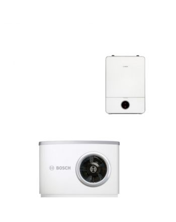 Bosch Bafa Luft/Wasser Wärmepumpe COMPRESS CS8000i (AW 13 ORE-T)12,9kW