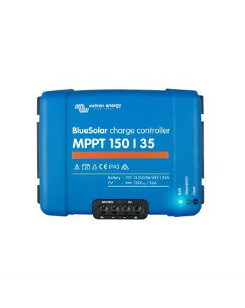 Victron Solar Laderegler | Blue Solar | MPPT 150/35 | 12/24/36/48V 35A