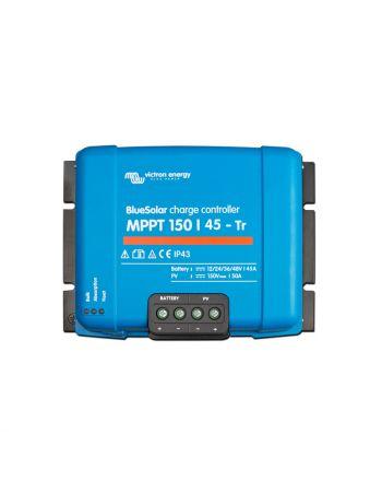Victron Solar Laderegler | Blue Solar | MPPT 150/45 Tr | 12/24/36/48V 45A