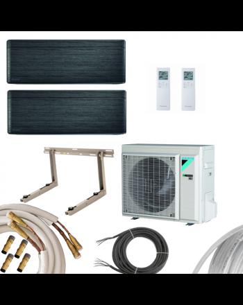 DAIKIN Stylish MultiSplit | FTXA25+FTXA25 | 2,5kW+2,5kW Quick Connect