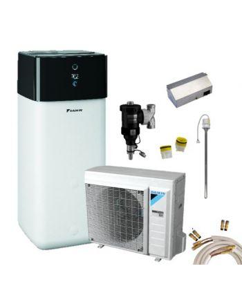 Daikin Luft-Wasser-Wärmepumpen Set | Altherma 3 R | 6 kW + 500 L | H+K