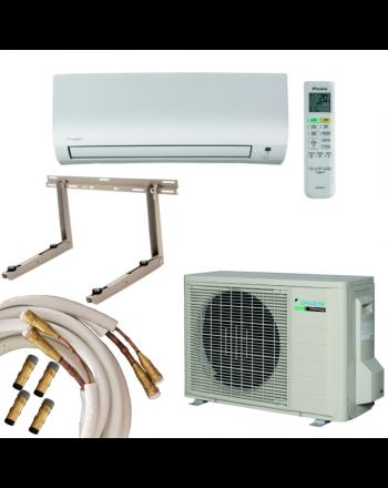DAIKIN Comfora Klimaanlage Set | FTXP60M+RXP60M | 6,0 kW Quick-Connect