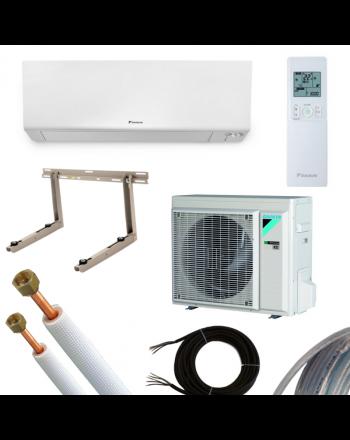 DAIKIN Perfera Klimaanlage | FTXM35R+RXM35R | 3,5 kW mit Leitungen