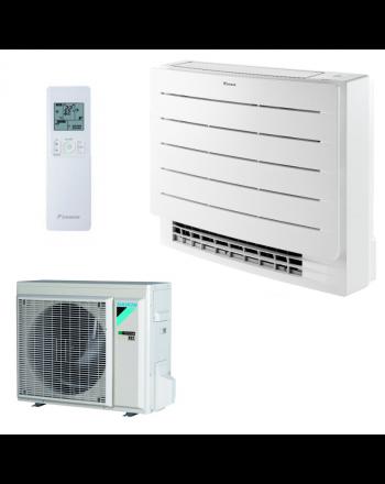DAIKIN Perfera Klimaanlage Truhe | FVXM25A+RXM25R | mit WiFi | 2,4 kW