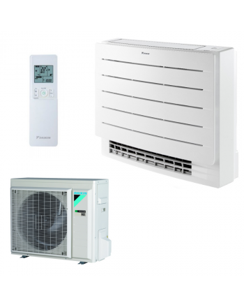 DAIKIN Perfera Klimaanlage Truhe | FVXM50A+RXM50R | mit WiFi | 5,0 kW