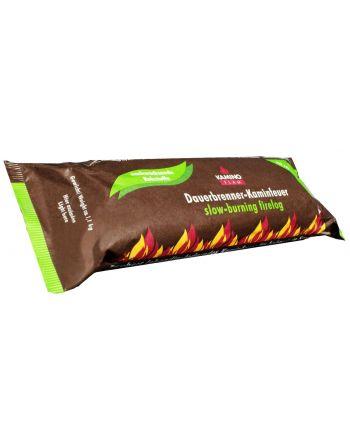KaminoFlam® | Holzscheit Dauerbrenner | 1 Stück