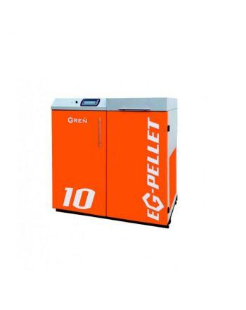 Pelletkessel EKOGREN EG-Pellet 10 mit 10kW ! BAFA gefördert ! ✔