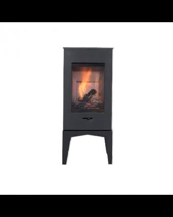 Wanders fires&stoves Kaminofen | ELM | schwarz | 7 kW