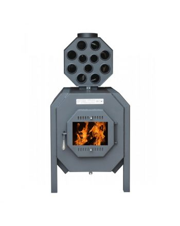 FALCO ECO 50 kW | Werkstattofen | Warmluftofen