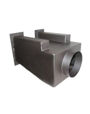 Katalytischer Filter Retro GK für Gusskessel Typ GK 20 Feinstaubfilter