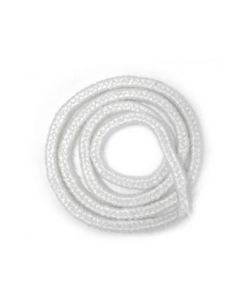 Fermit | Vierkant Dichtschnur Zuschnitt | Ø 22 x 22 mm | Glasfaser
